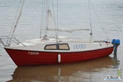 """Продам парусную яхту """"Ассоль"""""""