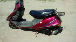 Honda Spacy 125, 1996