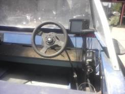Лодка КРЫМ  с мотором Меркурий