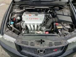 Контрактный двигатель К24А 200 л/с. Honda Accord 7