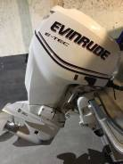 Лодочный мотор Evinrude E-TEC