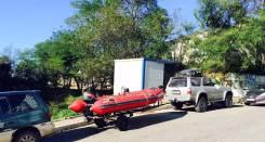 Лодка Фаворит 420 от компании Мнев и Ко