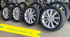 """235-45-18 Новые Toyota Camry в наличии. 7.0x18"""" 5x114.30 ET45 ЦО 60,1мм."""