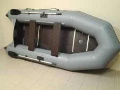 Капитан Т330 , лодка под мотор 10 л. с.