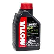 Масло для КПП Motul Transoil Expert 10W-40 1 литр