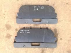 Накладка заднего бампера Мерседес GL 166 A1668852424