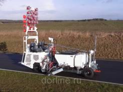 Winter WTE 1000 термопластик экструдер машина для разметки