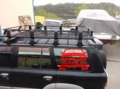 Багажник на крышу 220 х 125 см (железный, на 8 точек)