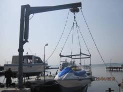 Хранение, спуск и подъём с воды и ТО водных мотоциклов и катеров до 6 м