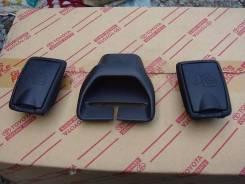 Заглушки задней полки Toyota Mark X GRX12# (чёрные)