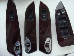 Панель стеклоподъёмника (кнопки) Toyota Mark X GRX12#