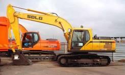 SDLG LG6210E. Экскаватор гусеничный