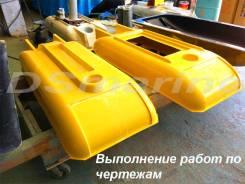 Ремонт стеклопластика. Ремонт катеров, гидроциклов, лодок.