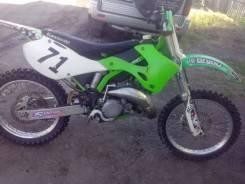Kawasaki KX 125, 2003