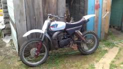 Мотоцикл с японским двигателем, 1993. 250куб. см., исправен, без птс, с пробегом