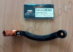 Лапка переключения передач Zeta Forged Shift Lever KTM SX ZE90-4413 Черно оранжевый