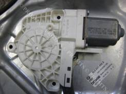 Моторчик стеклоподъемника передний Volkswagen Touareg II