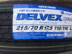 Made in Japan Toyo Delvex M134, 215/70R17.5 118/116L LT