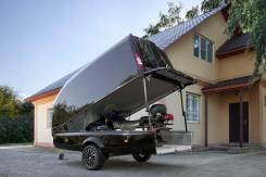 Легковой прицеп Сталкер Touring MAX Optim, 3.54х1.64м., торсион.