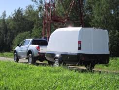 Легковой прицеп Сталкер Touring MAX Optim, 3.54х1.64м., рессоры