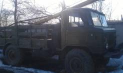 ГАЗ 66. Продается бурильно-крановая машина БКМ-302Б, 1 250кг.