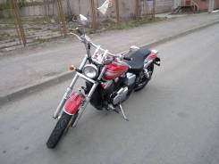 Honda Shadow Slasher 400, 2001
