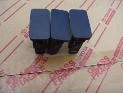 Заглушки панели приборов (под руль) чёрные Toyota / Lexus