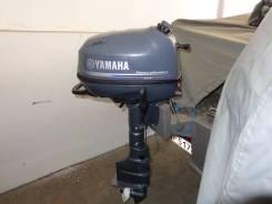 Продается лодочный мотор Yamaha F6 2015 года