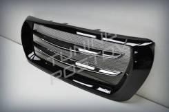 Решетка радиатора JAOS черная, белая, серебро, хром, LC200 2007-2015