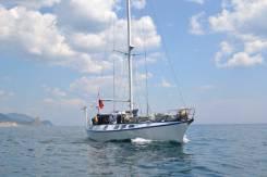 Продам парусно-моторную яхту