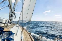 Штаг-пирс для парусной яхты