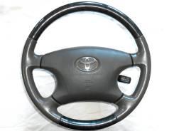 Руль. Toyota: Allion, Windom, Aurion, Allex, Aristo, Ipsum, Verossa, iQ, Avensis, Corolla, Altezza, Avensis Verso, Opa, Estima, Vista, Mark II Wagon B...