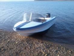 Продается японская лодка св хорошем состоянии в Иркутске
