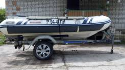 Продам лодка+мотор+прицеп