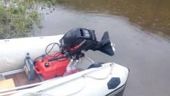 Продам комплект, лодка+ мотор.