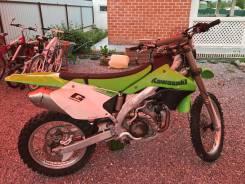 Kawasaki KLX 450R, 2008
