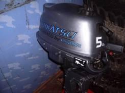 Продам лодочный мотор 5 сил 4 тактный.