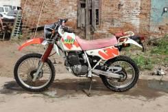 Honda XLR 250 Baja, 1991