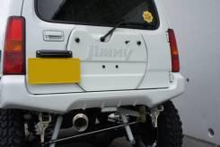 Накладка на дверь багажника. Suzuki Jimny, JB23W, JB33W, JB43, JB43W Suzuki Jimny Wide, JB33W, JB43W Suzuki Jimny Sierra, JB43W