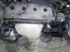 Двигатель в сборе. Toyota Sprinter, AE111 Toyota Corolla Spacio, AE111, AE111N Двигатели: 4AELU, 4AF, 4AFE, 4AGE, 4AGELU