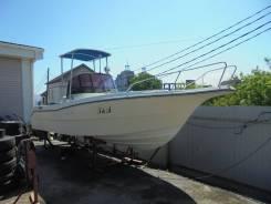 Корпус катера suzuki F230