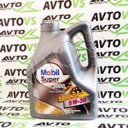 Масло моторное Mobil Super 3000 5W-30  Formula FE (4л. )