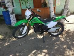 Irbis ATV200U, 2016