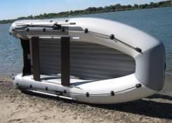 Продам лодку  Аквилон 390 пвх