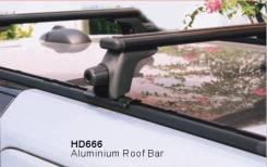 Рейлинги поперечные-поперечины HD666 Toyota Hilux SURF/4Runner (91-01