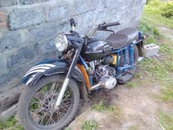 Урал 650, 1987