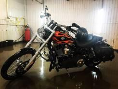 Harley-Davidson Dyna Wide Glide, 2011