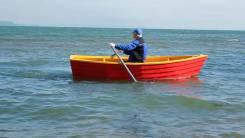 Лодка гребная, разборная из вспененного ПВХ