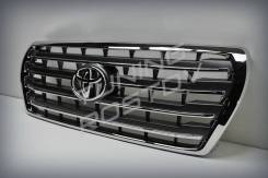 Решетка радиатора Land Cruiser 200 2007-2015 рестайлинг
