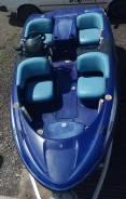 Yamaha Exciter - отличный катер для активного отдыха на воде и рыбалк
